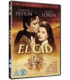 El Cid (1961) DVD