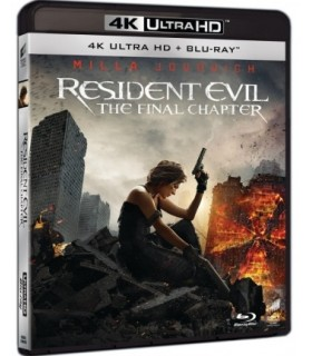 Resident Evil: The Final Chapter (2016) (4K UHD + Blu-ray) 19.6.