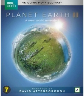Planet Earth II (2016-) (2 4K UHD + 2 Blu-ray)