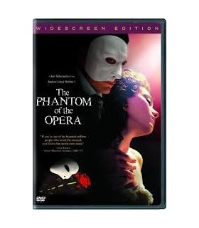 The Phantom of the Opera (2004) Blu-ray