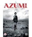 Azumi (2003) DVD