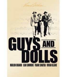 Guys and Dolls (1955) DVD 29.5.