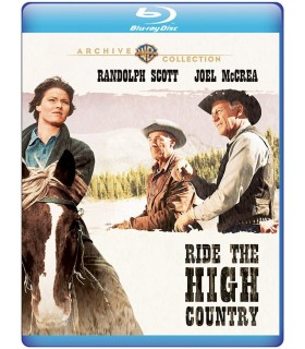 Ride the High Country (1962) Blu-ray