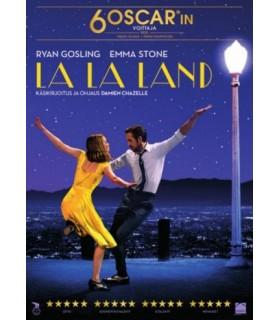 La La Land (2016) DVD 9.6.