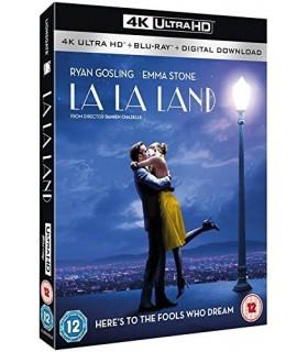La La Land (2016) (4K UHD + Blu-ray) 17.5.