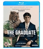 The Graduate (1967) 50th Anniversary (Blu-ray)