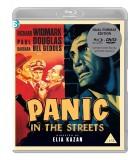 Panic In The Streets (1950) (Blu-ray + DVD)