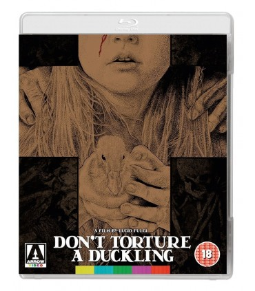 Don't Torture A Duckling (1972) (Blu-ray + DVD)