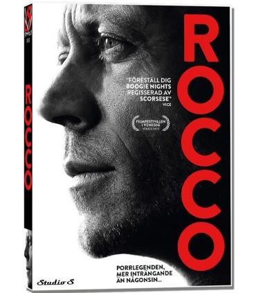 Rocco (2016) DVD