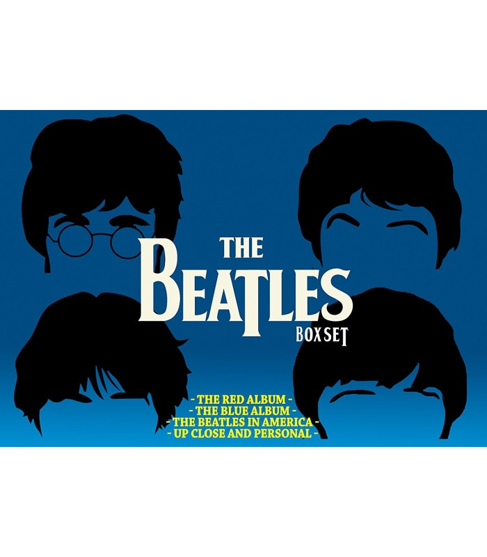 The Beatles Collection (4 DVD)