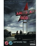 American Gods - Kausi 1. (2017– ) (3 DVD)