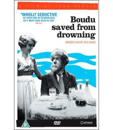Boudu Saved From Drowning (1932) DVD