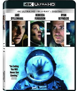 Life (2017) Blu-ray