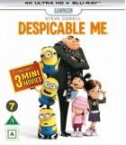 Despicable Me 2 (2013) (4K UHD + Blu-ray)