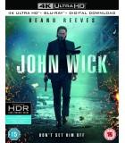 John Wick (2014) (4K UHD + Blu-ray)