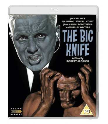 The Big Knife (1955) Blu-ray