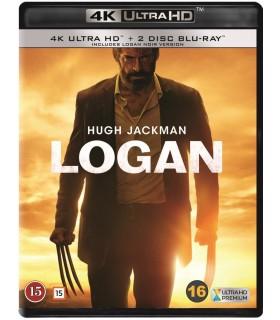 Logan (2017) 4k UHD Blu-ray