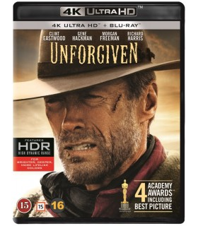 Unforgiven (1992) (4K UHD + Blu-ray) 3.7.