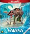 Vaiana (2016) (3D + 2D Blu-ray)