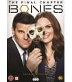 Bones -  Kausi 12 The Final Chapter (3 DVD)