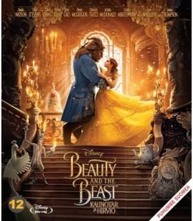 Beauty and the beast - kaunotar ja hirviö (2017) Blu-ray