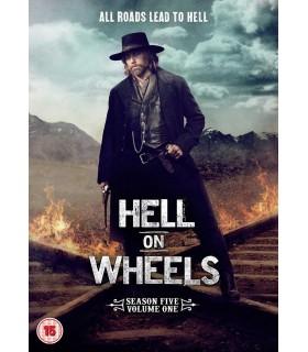 Hell on Wheels - Series 5-1 Vol.1 (2 DVD)