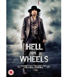 Hell on Wheels - Series 5 Vol.2  (2 DVD)