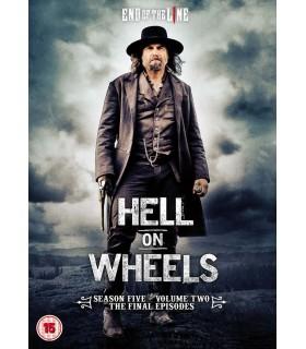 Hell on Wheels - Series 5 Vol.2 (2 DVD)