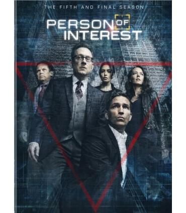 Person Of Interest- Kausi 5. (3 DVD) - photo#8