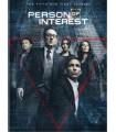 Person Of Interest- Kausi 5. (3 Blu-ray)