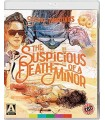 The Suspicious Death Of A Minor (1975) (Blu-ray + DVD)