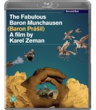 The Fabulous Baron Munchausen (1962) Blu-ray