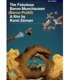 The Fabulous Baron Munchausen (1962) DVD