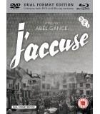J'accuse! (1919) (Blu-ray + DVD)