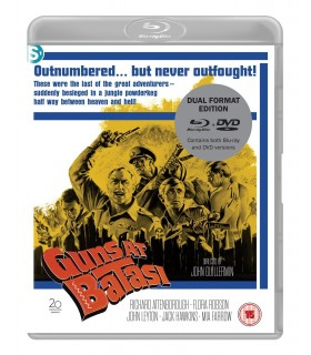 Guns at Batasi (1964) (Blu-ray + DVD)