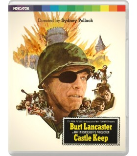 Castle Keep (1969) (Blu-ray + DVD) 26.7.