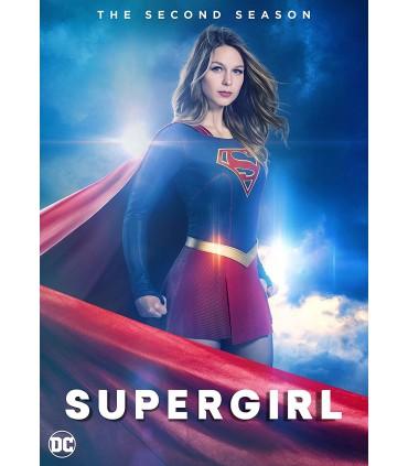 Supergirl - Kausi 2. (2015– ) (3 Blu-ray)