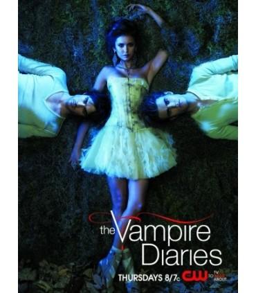 The Vampire Diaries - Season 8 (3 Blu-ray)