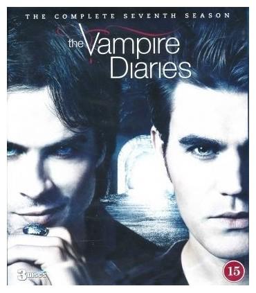 The Vampire Diaries - Season 7 (5 DVD)