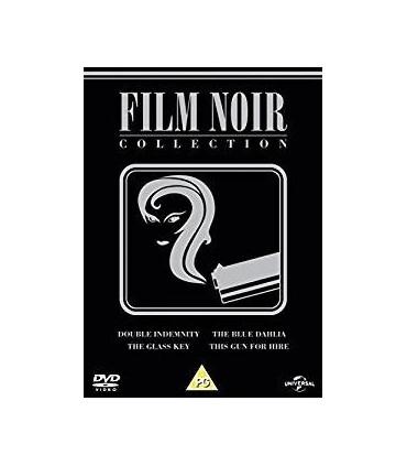 Film Noir Box Set (9 levyä) DVD