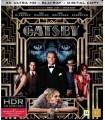 The Great Gatsby (2013) (4K UHD + Blu-ray)
