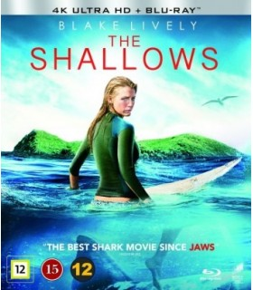 The Shallows (2016) (4K UHD + Blu-ray)