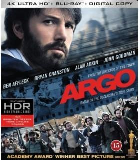 Argo (2012) (4K UHD + Blu-ray)