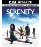 Serenity (2005) (4K UHD + Blu-ray)