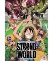 One Piece The Movie: Strong World (2009) DVD