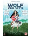 Wolf Children (2012) DVD