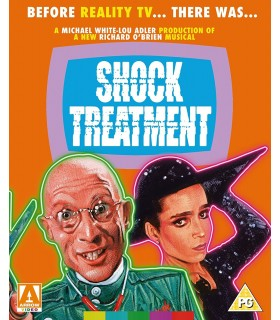 Shock Treatment - Cosmo / Nation (1981) Blu-ray 9.8.
