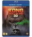 Kong: Skull Island (2017) (3D + 2D Blu-ray)