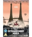 April And The Extraordinary World (2015) DVD