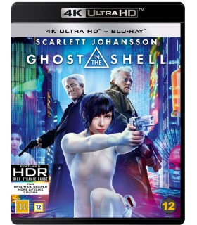 Ghost in the Shell (2017) 7.8.